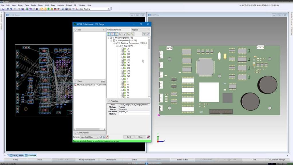 PCB-Collaboration