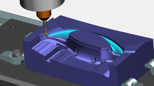 NX_CAM_Mold_Die_Machining